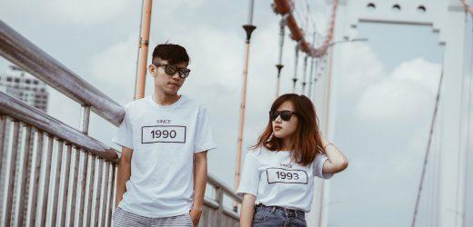 Koszulki dla par – idealny pomysł na prezent